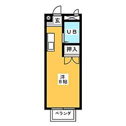 【敷金礼金0円!】エステートピア浅井III