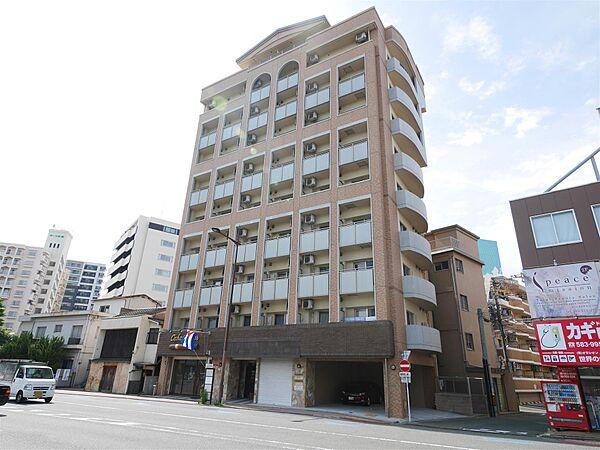アンシャール 8階の賃貸【福岡県 / 北九州市小倉北区】