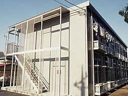 神奈川県綾瀬市寺尾釜田1丁目の賃貸アパートの外観