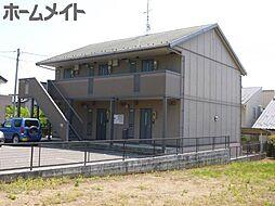 ASUKAハイツIII[1階]の外観