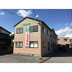 滋賀県彦根市芹町の賃貸アパートの外観