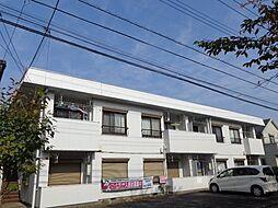 川幡コーポ[1階]の外観