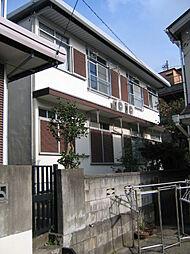 米田コーポ[102号室]の外観