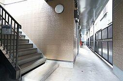 トップガーデンA[2階]の外観