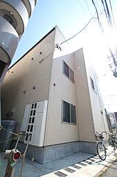 愛知県名古屋市南区加福本通2丁目の賃貸アパートの外観