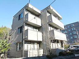 神奈川県川崎市多摩区枡形4丁目の賃貸マンションの外観