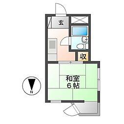 鶴舞駅 1.8万円