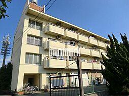山清ビル[4階]の外観