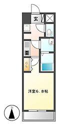 プライムアーバン鶴舞[11階]の間取り