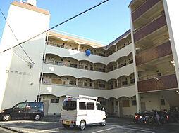 コーポ戸松[2階]の外観