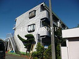 東京都立川市幸町1丁目の賃貸マンションの外観