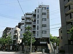 京都府京都市左京区松ケ崎河原田町の賃貸マンションの外観