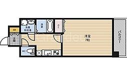 フォレストガーデン今福鶴見4[7階]の間取り