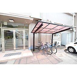 静岡県静岡市葵区大岩本町の賃貸マンションの外観