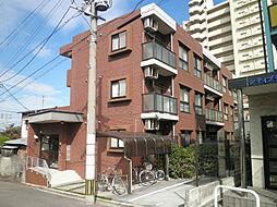 福岡県北九州市戸畑区中原東2の賃貸マンションの外観