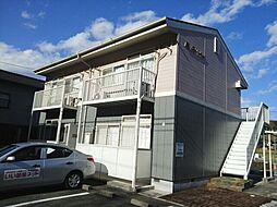JR津山線 亀甲駅 徒歩2分の賃貸アパート