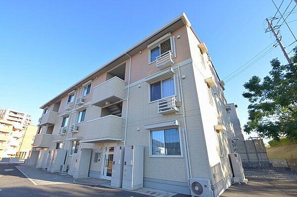 広島県広島市安佐南区中筋1丁目の賃貸アパート
