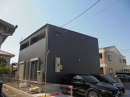 クラウンシカツ(CROWN SHIKATSU)[C号室]の外観