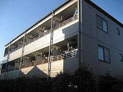 モデーロ花栗[1階]の外観