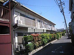 加和奈コーポラス[2階]の外観