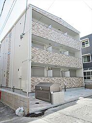 Osaka Metro谷町線 喜連瓜破駅 徒歩12分の賃貸アパート