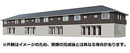 (仮称)三木市福井D-room[205号室]の外観