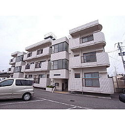 福島県郡山市長者2丁目の賃貸マンションの外観