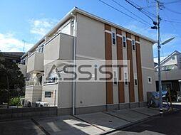 小田急小田原線 千歳船橋駅 徒歩9分の賃貸アパート