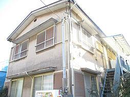 神奈川県横須賀市根岸町4丁目の賃貸アパートの外観