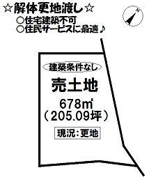 富岡字西門沢 売土地