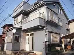 青木アパート[102号室]の外観