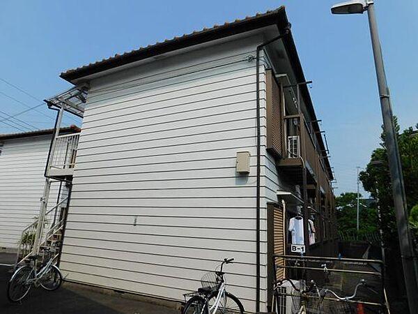 笠間ハイツB棟[2-5号室]の外観