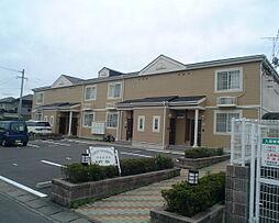 フォレスト竹松[1階]の外観