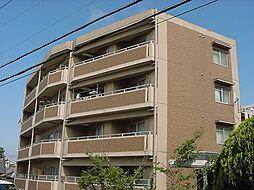 京都府宇治市広野町一里山の賃貸マンションの外観