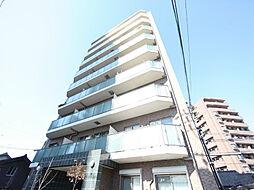 愛知県名古屋市東区黒門町の賃貸マンションの外観