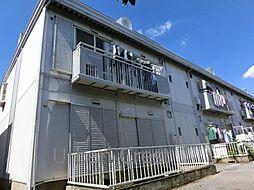 サニーハイツI[1階]の外観