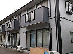 神奈川県川崎市麻生区高石6丁目の賃貸アパートの外観