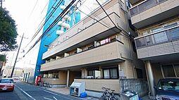 神奈川県川崎市高津区久本3丁目の賃貸マンションの外観