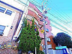 ロイヤルコーポ上之台[4階]の外観