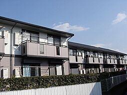 グリーンアベニューA棟[2階]の外観