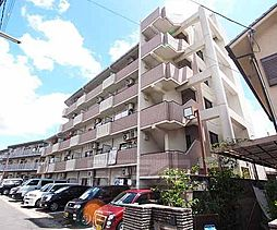 京都府宇治市五ヶ庄梅林の賃貸マンションの外観