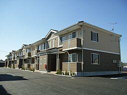 香川県丸亀市土器町西8丁目の賃貸アパートの外観