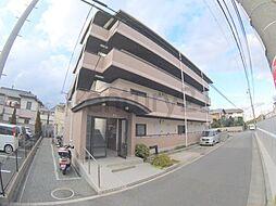兵庫県伊丹市奥畑1丁目の賃貸マンションの外観