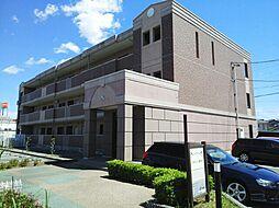 愛知県豊川市豊が丘町の賃貸マンションの外観