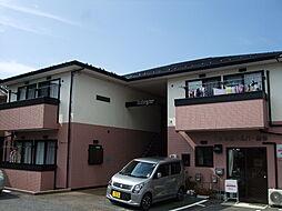 島根県松江市大庭町長者原の賃貸アパートの外観