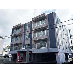 北海道札幌市白石区南郷通16丁目の賃貸アパートの外観
