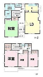 四街道駅 2,249万円