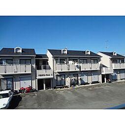 静岡県浜松市東区材木町の賃貸アパートの外観