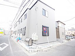 東京都江戸川区東葛西6丁目の賃貸アパートの外観