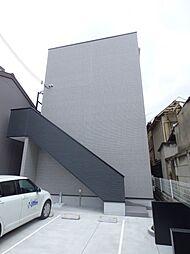 JR東海道・山陽本線 西大路駅 徒歩8分の賃貸アパート